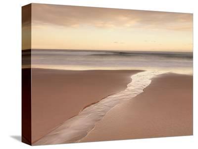 Dusk Stream-Derek Jecxz-Stretched Canvas Print