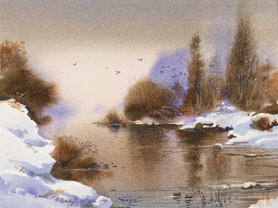 Dusk-LaVere Hutchings-Giclee Print
