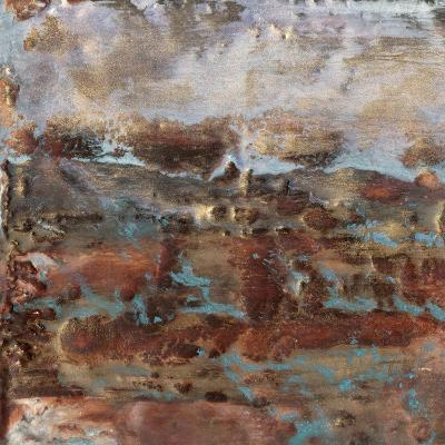 Dusky Horizon I-Alicia Ludwig-Art Print