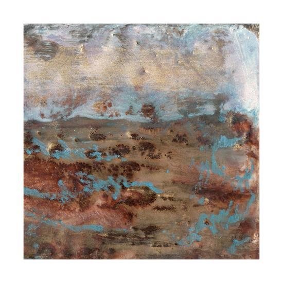 Dusky Horizon II-Alicia Ludwig-Art Print