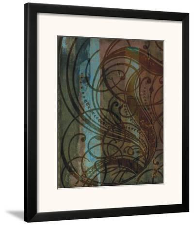 Dust Devil-Mick Gronek-Framed Art Print