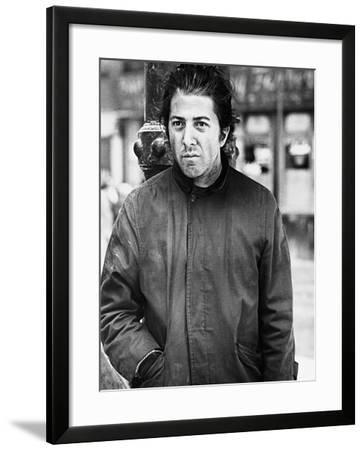 Dustin Hoffman, Midnight Cowboy, 1969--Framed Photographic Print
