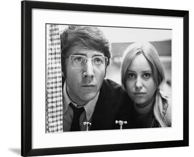 Dustin Hoffman, Susan George, Straw Dogs, 1971--Framed Photographic Print