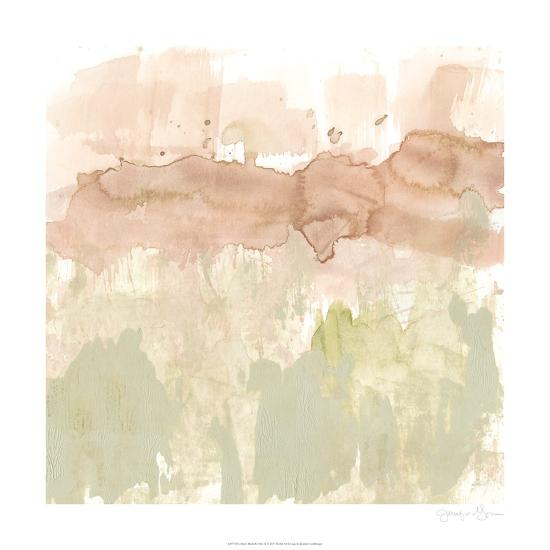 Dusty Blush & Olive II-Jennifer Goldberger-Limited Edition