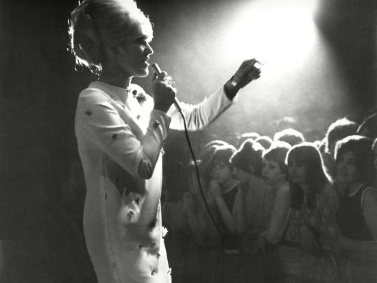 Dusty Springfield in the Light-Associated Newspapers-Photo
