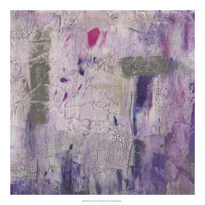 Dusty Violet II-Jennifer Goldberger-Art Print