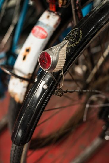 Dutch Bike Detail-Erin Berzel-Photographic Print