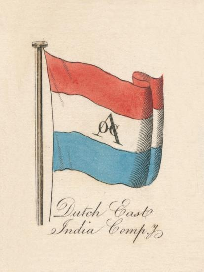 'Dutch East India Company', 1838-Unknown-Giclee Print