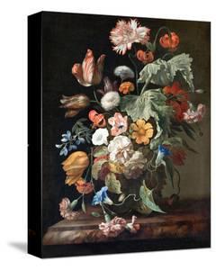 Rachel Ruysch, Still-Life with Flowers by Dutch Florals