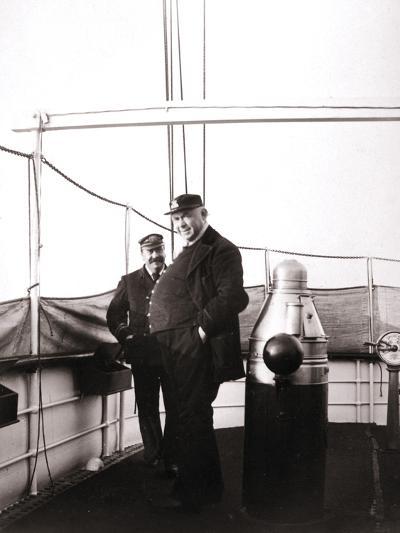 Dutch Pilot, 1898-James Batkin-Photographic Print