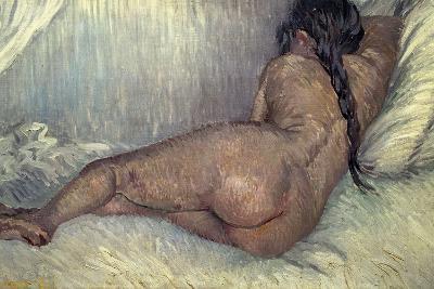 Dutch School. Naked Woman, 1887-Vincent van Gogh-Giclee Print