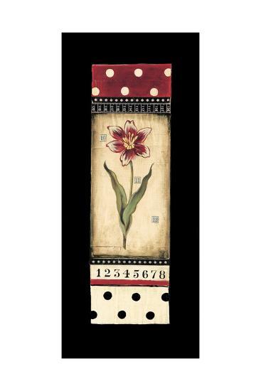 Dutch Tulips II-Kimberly Poloson-Art Print