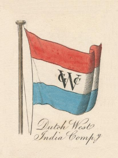 Dutch West India Company', 1838-Unknown-Giclee Print