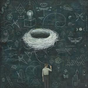 Drafting, Drifting ConsciousNest by Duy Huynh