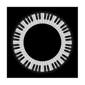 Piano Keys by dvarg