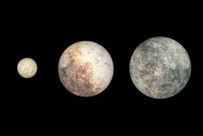 Dwarf Planets-Walter Myers-Photographic Print