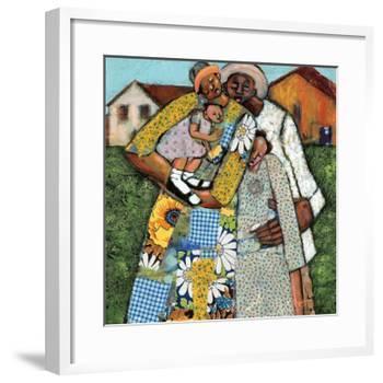 Dwell-April Harrison-Framed Art Print