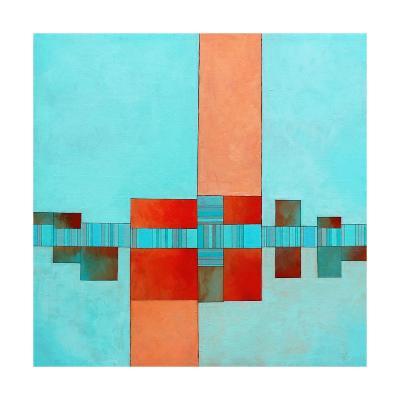 Dwelling 3-Deborah Batt-Art Print