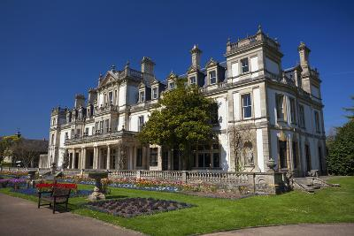 Dyffryn House, Dyffryn Gardens, Vale of Glamorgan, Wales, United Kingdom-Billy Stock-Photographic Print