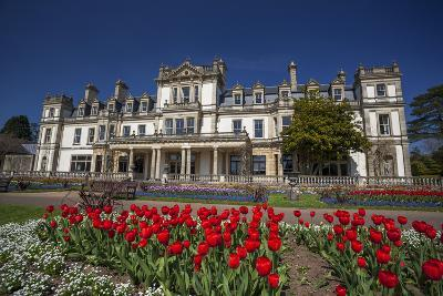 Dyffryn House, Dyffryn Gardens, Vale of Glamorgan, Wales, United Kingdom-Billy Stock-Photographic Print