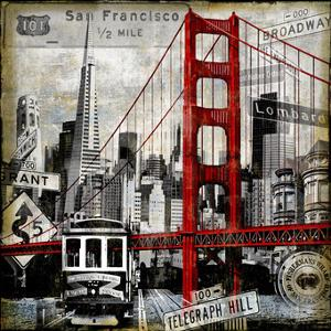 Landmarks San Francisco by Dylan Matthews