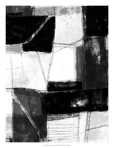Dynamic Deconstruct II-Jennifer Goldberger-Art Print