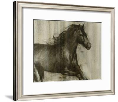 Dynamic Stallion I-Ethan Harper-Framed Premium Giclee Print