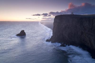 Dyrholaey, Iceland, Polar Regions-Ben Pipe-Photographic Print