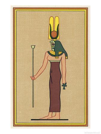 Cobra-Headed Goddess Guardian of the Pharaoh and an Embodiment of Divine Motherhood