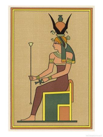 Sky-Goddess Mother of the Gods after Copulating with Her Brother the Earth-God Geb