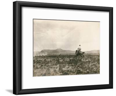 A Buck Jumper, 1906