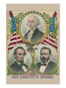 Our Country's Heroes by E.C. Bridgman