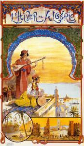 L'Hiver En Algerie by E^ Herzig
