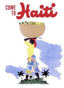 Come to Haiti Travel by E^ Lafond
