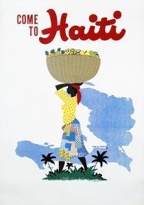 Come to Haiti by E^ Lafond