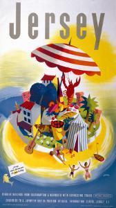 Jersey, BR, c.1948-1965 by E. Lander