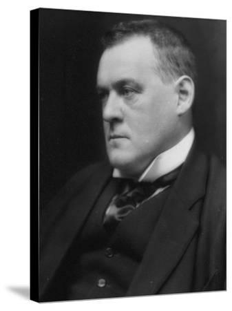 British Author and Historian Hilaire Belloc, Photographed by E. O. Hoppe