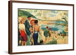 Scarborough, 1928 by E^ Oakdale