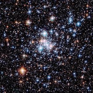 Open Star Cluster NGC 290 by E. Olszewski