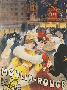1900 - Paul Villefroy by E Paul Villefroy