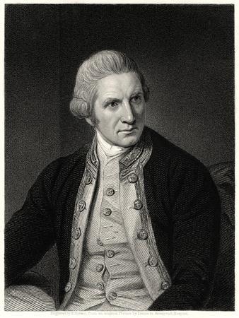 Captain Cook, 19th Century