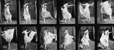 Dancing Girl, 1887