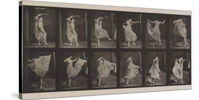 Plate Number 188. Dancing , 1887
