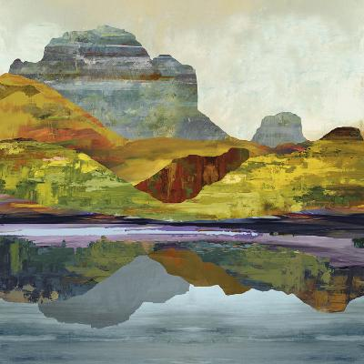 Eagle Peak-Mark Chandon-Art Print