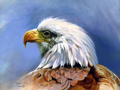 Eagle Portrait-Spencer Williams-Giclee Print