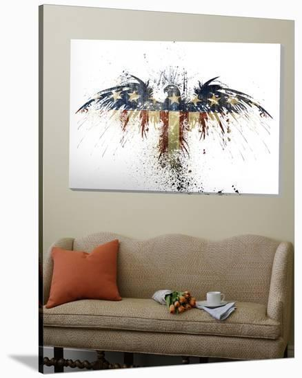 Eagles Become-Alex Cherry-Loft Art