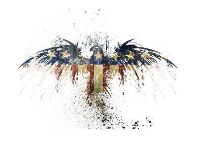 Eagles Become-Alex Cherry-Art Print