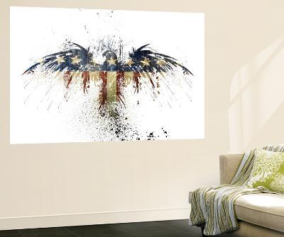 Eagles Become-Alex Cherry-Giant Art Print