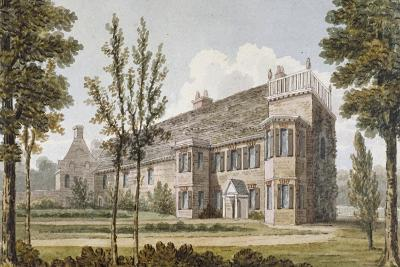Ealing Grove House, Ealing, London, C1800--Giclee Print