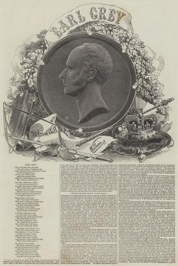 Earl Grey--Giclee Print
